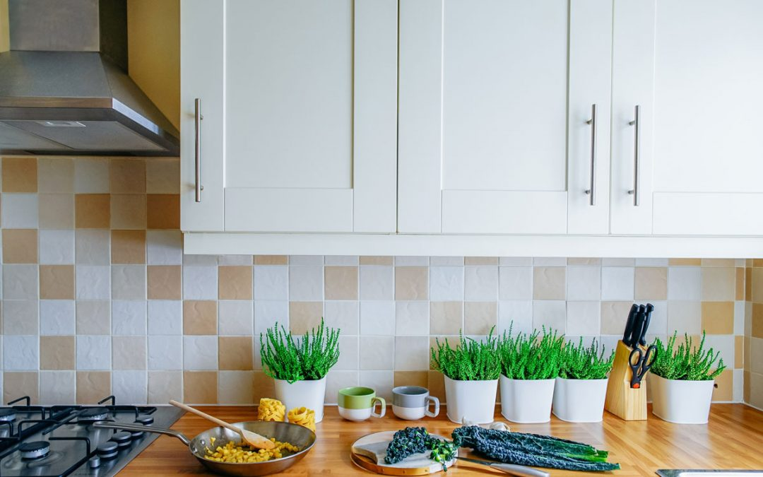 Making kitchens more modern
